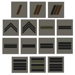 Grade Légion Étrangère haute visibilité