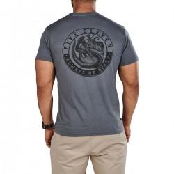 T-shirt Mongoose VS Cobra 2021 Q1 018 CHARCOAL