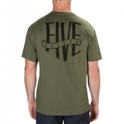 T-shirt Emea Insignia 2021 Q1 225 VERT MILITAIRE