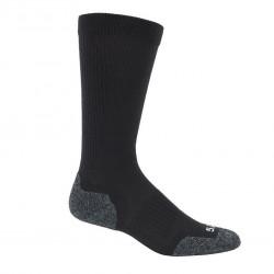 Chaussettes SLIP STREAM Hautes Noir.