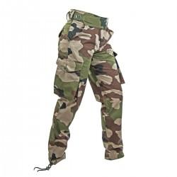 Pantalon de combat avec zips CAM FR