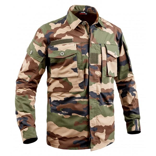 Chemise de combat militaire CE