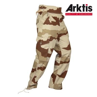 Pantalon de combat avec zips Désert 3