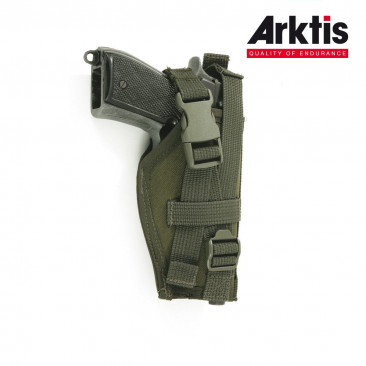 AMS Holster Gilet MOLLE