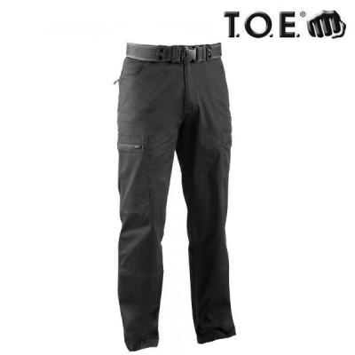 Pantalon Swat antistatique mat noir.