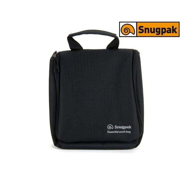 Trousse de toilette Essential Wash Bag Noir