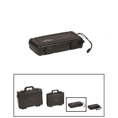 Boîte de transport étanche 228x130x46mm.