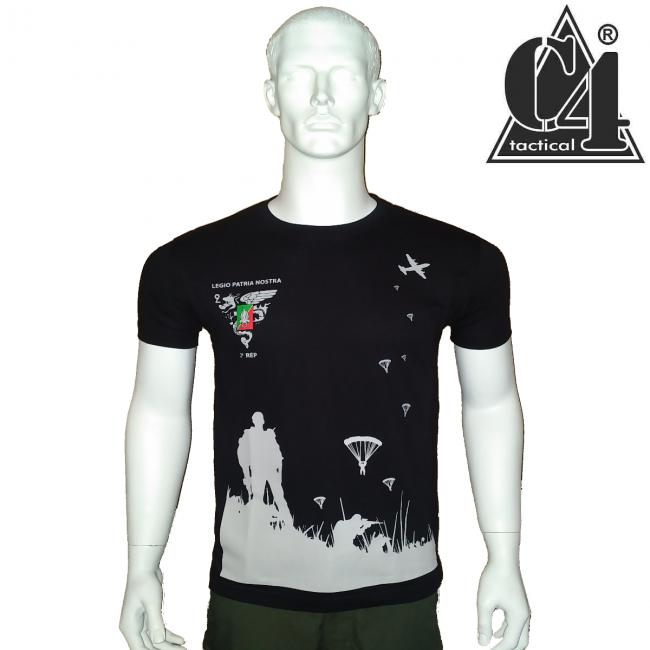 T-shirt PARA 2°REP débarquement