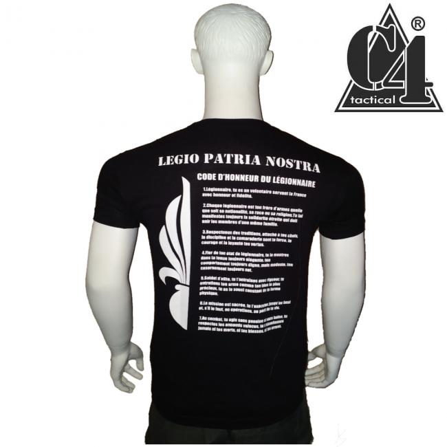 T-shirt CODE D'HONNEUR DU LEGIONNAIRE