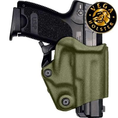 Holster short pour PAMAS MAS-G1 Vert Od.