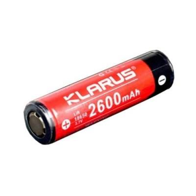 Batterie rechargeable 18650 3.7V 2600 mAh 7cm*1.8cm