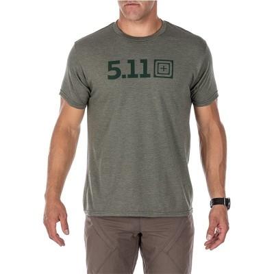 T-shirt Legacy Tonal Vert Military.