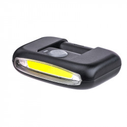 Lampe Frontale rechargeable LED Multi-fonction 170 lm.