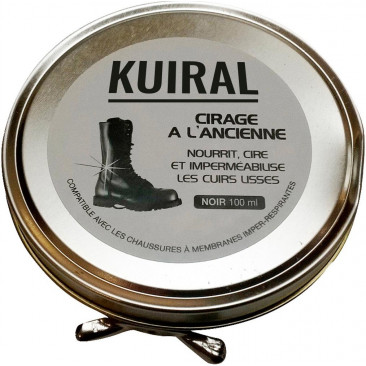 Cirage 100 ml noir