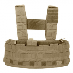 Gilet Chest Rig Tactec Sandstone