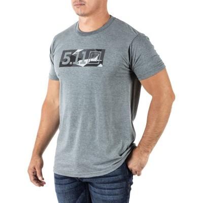 T-shirt Razzle Dazzle Legacy Gris.