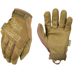 Gants Original® Covert Mechanix Coyote Brown.