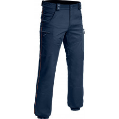Pantalon antistatique Swat A.S.V.P. ONE Bleu Marine Foncé.