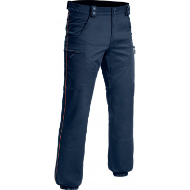 Pantalon antistatique Swat A.S.V.P. ONE Bleu Marine Foncé