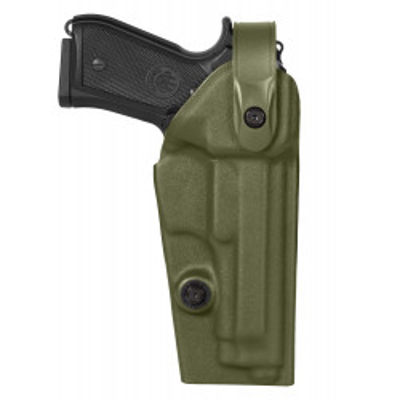 Holster Vegatek Duty Beretta 92/98 - PAMAS / MAS-G1 Vert Od.