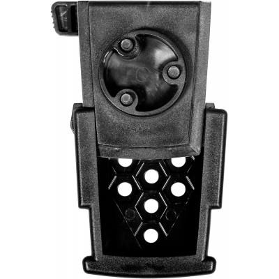 Système de connexion rapide et rotatif 8K31 Noir.