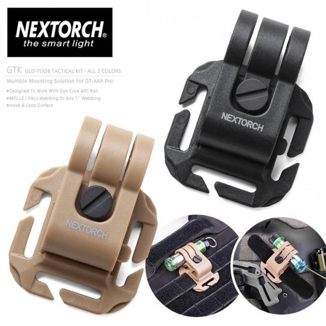 Support Glo-Toob Tactical Kit (GTK) 019 NOIR