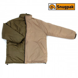 Veste Sleeka Elite Reversible Tan/Olive