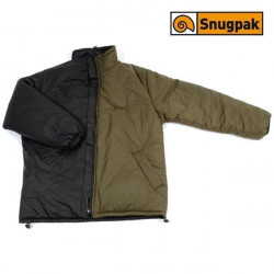 Veste Sleeka Elite Reversible Olive/Noir