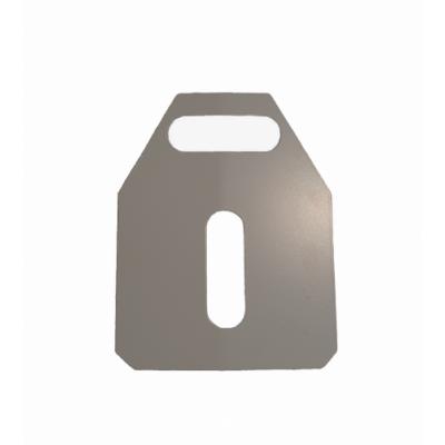 Plaque LBC d'entrainement militaire 1,5Kg