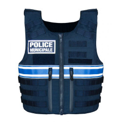 Housse de gilet pare balles FULL TACTICAL PM