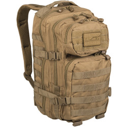 Sac à dos US ASSAULT PACK 20L Coyote FR