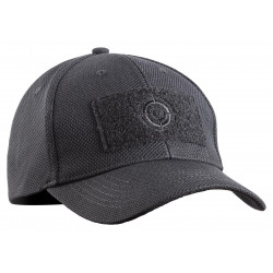 Casquette Tactical Stretch Fit été Noir