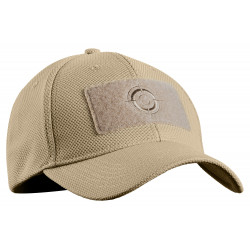 Casquette Tactical Stretch Fit été Tan