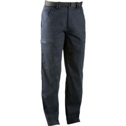 Pantalon Swat antistatique mat bleu marine