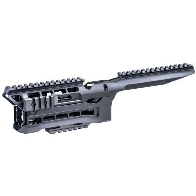 Garde-main long picatinny aluminium AK47 / AK74 / AK100s