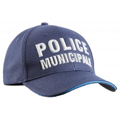 Casquette Police Municipale P.M. ONE Stretch Fit été