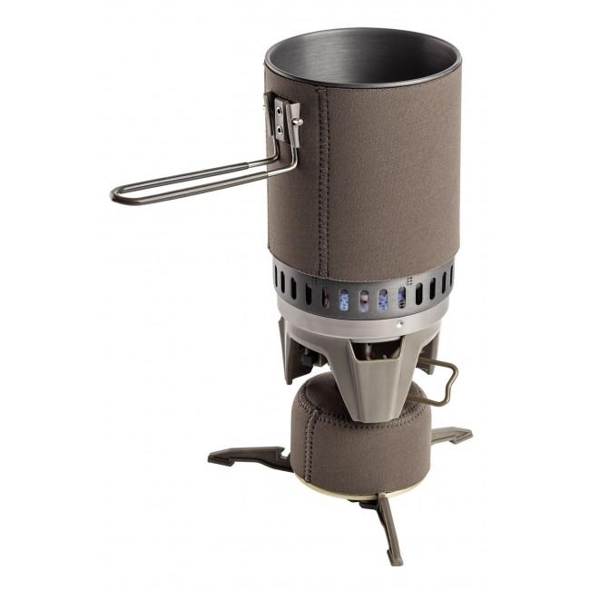 Réchaud à gaz Set de cuisson 1 litre Tac-Boil