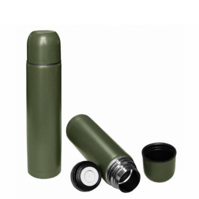 Thermos en Acier affiné 0.5L Olive