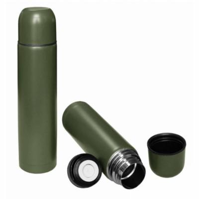 Thermos en Acier affiné 1L Olive
