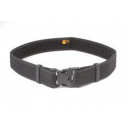 Ceinturon d'intervention cordura 3 points 50mm Noir