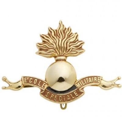 Insigne de Béret doré ESM - École Spéciale Militaire