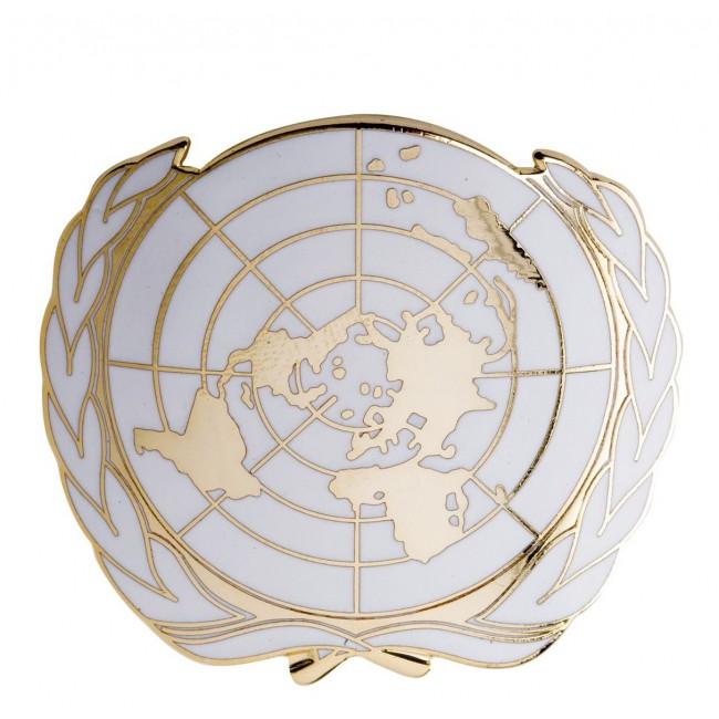 Insigne de béret O.N.U