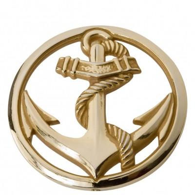 Insigne de béret Troupes de Marine