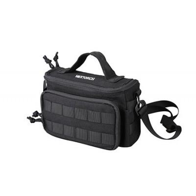 Sac portable multifonction 21 x12x 14 Noir