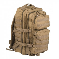 SAC À DOS US ASSAULT PACK 36L COYOTE FR