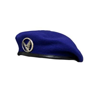 Béret Militaire ALAT Bleu Roi