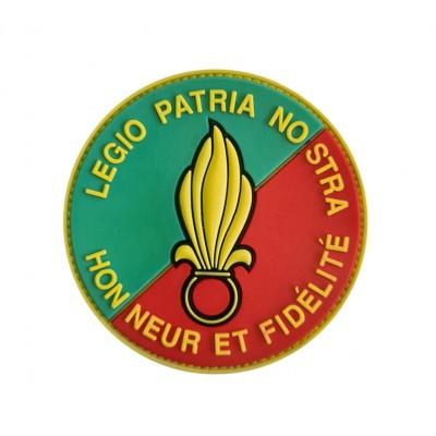 """Patch 3D PVC """"LEGIO PATRIA NOSTRA"""" 8cm"""