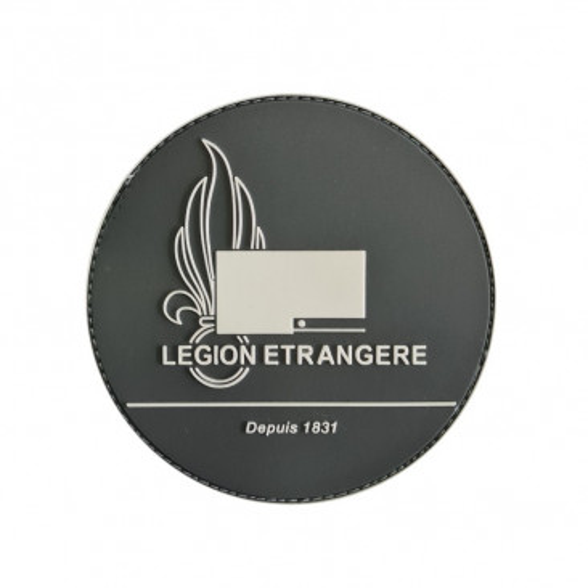 """Patch 3D PVC """"LEGION 1831"""" 8cm"""