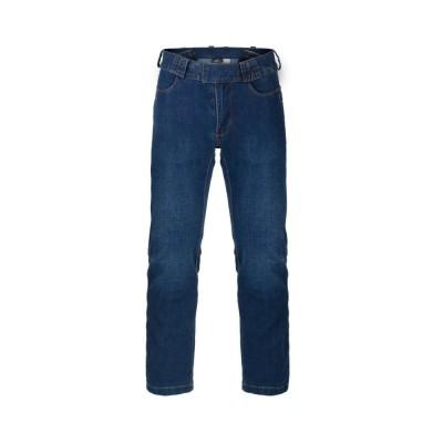 Pantalon COVERT TACTICAL Jeans Bleu Usé Vintage