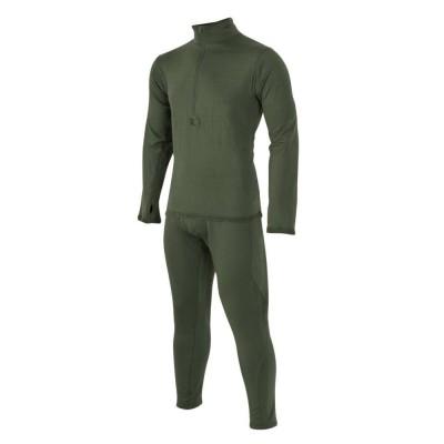 Sous-Vêtement Complet US LVL 2 Vert Olive